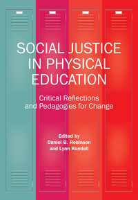 2016 social justice in physical education cvr