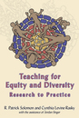 2003 teaching for equity and diversity cvr